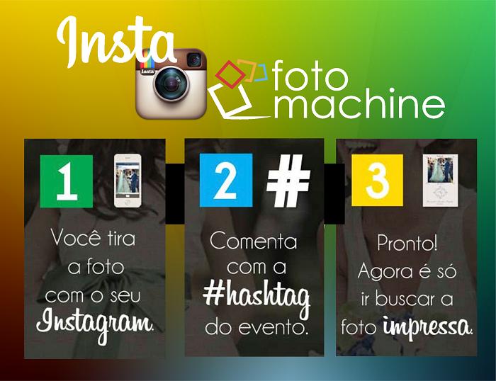 INSTA FotoMachine - Como Funciona